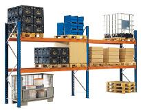 Regalsysteme Lager Metall Industrieregal Palettenregal